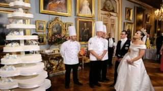 Crown Princess Victoria and Daniel wedding