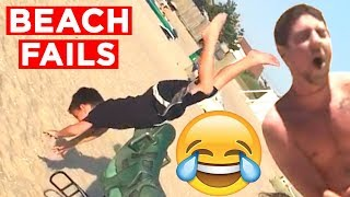 LIFES A BEACH AND THEN YOU FAIL!! | Viral Videos From FB, IG, Snapchat And More!! | Mas Supreme