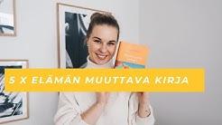 5 kirjaa, jotka muuttavat elämän| Mona Visuri