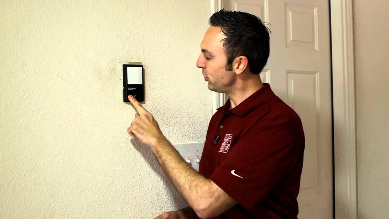 Liftmaster Garage Door Opener Homeline Breaker Box Wiring Diagram Liftmaster/sears/chamberlain Remote Lockout - Youtube