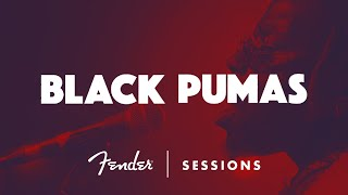 Black Pumas   Fender Sessions   Fender