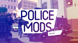 POLICE SAPD MOD - SAMP 0.3.7
