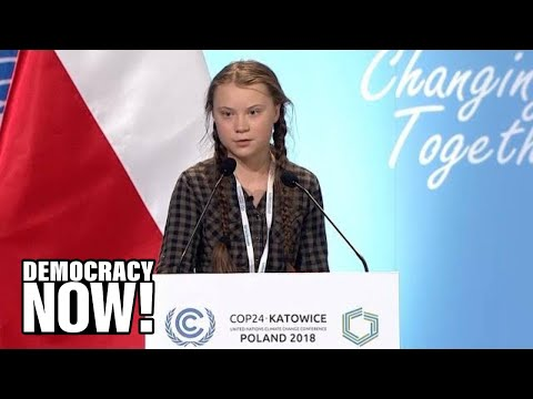 You Are Stealing Our Future: Greta Thunberg, 15, Condemns the World's Inaction on Climate Change Mp3