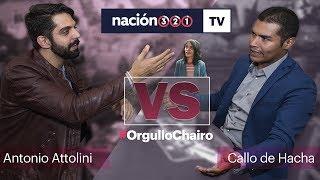 Video Antonio Attolini VS Callo de Hacha ¿#OrgulloChairo? download MP3, 3GP, MP4, WEBM, AVI, FLV Oktober 2018