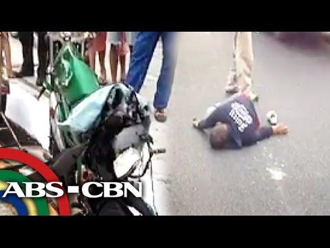 Rider patay sa hit-and-run