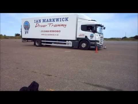 hgv/lgv truck driver training july 2nd 2015