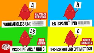 Null Positiv Blutgruppe