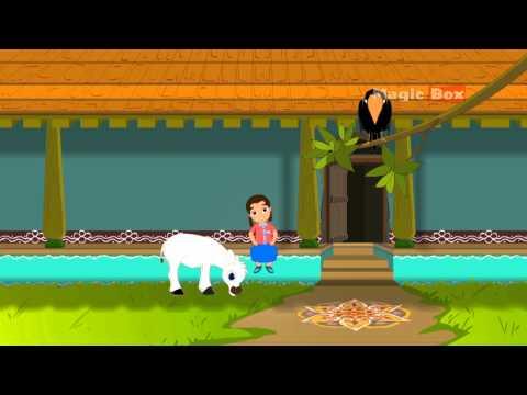 Kakka Kakka - Pre School Telugu - Animated Rhymes For Kids