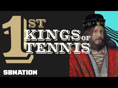 The first king to play tennis became the first to die from it  |  1st