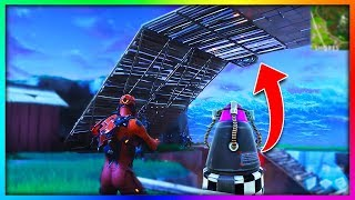 WHAT HAPPENS IF YOU BLOCK THE ROCKET LAUNCH in Fortnite!?