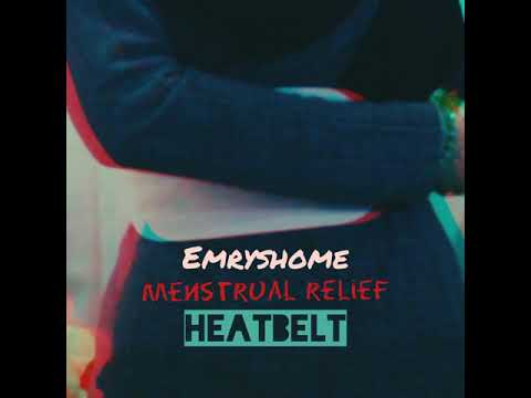 EmrysHome & Flexwarm Therapy Menstrual Cramp Warming Belt