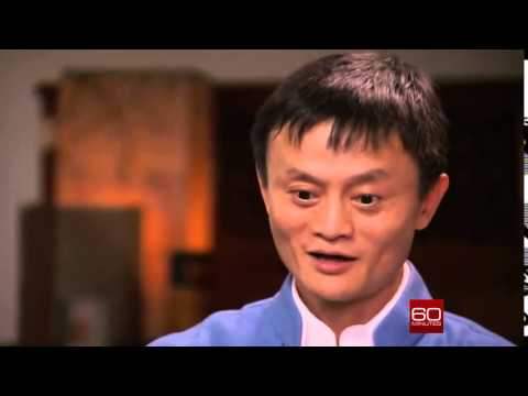 Jack Ma - On 60 Minutes CBS (Chinese subtitles)