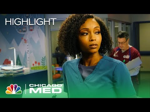 April Wants To Try IVF - Chicago Med