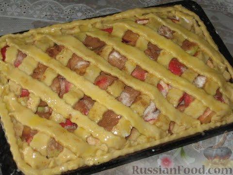 Видео Осетинские пироги в москве арв 7