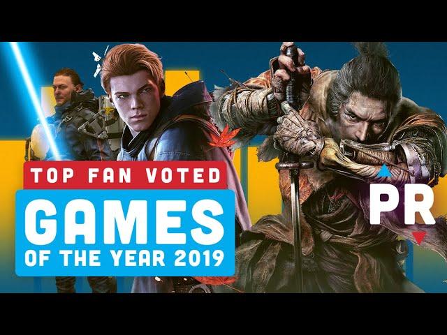 Os 5 melhores jogos do ano de 2019 - Ranking de poder + vídeo