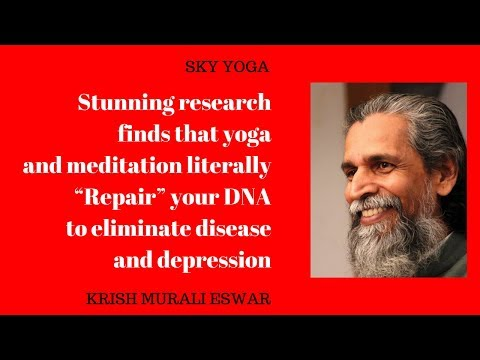 "Stunning research finds that yoga and meditation literally ""repair"" your DNA"