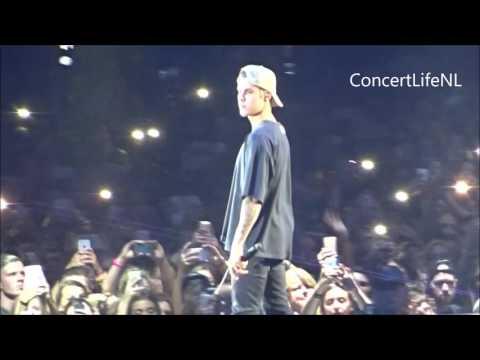 Justin Bieber - Purpose Tour - Gelredome Arnhem 2016