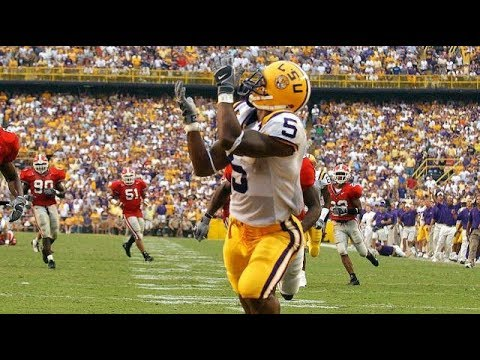 September 20, 2003 - #7 Georgia vs #10 LSU