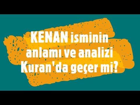 KENAN İyi ki Doğdun :) 3.VERSİYON Komik Doğum günü Mesajı *happy birthday Kenan* Made in Turkey :) 🎂