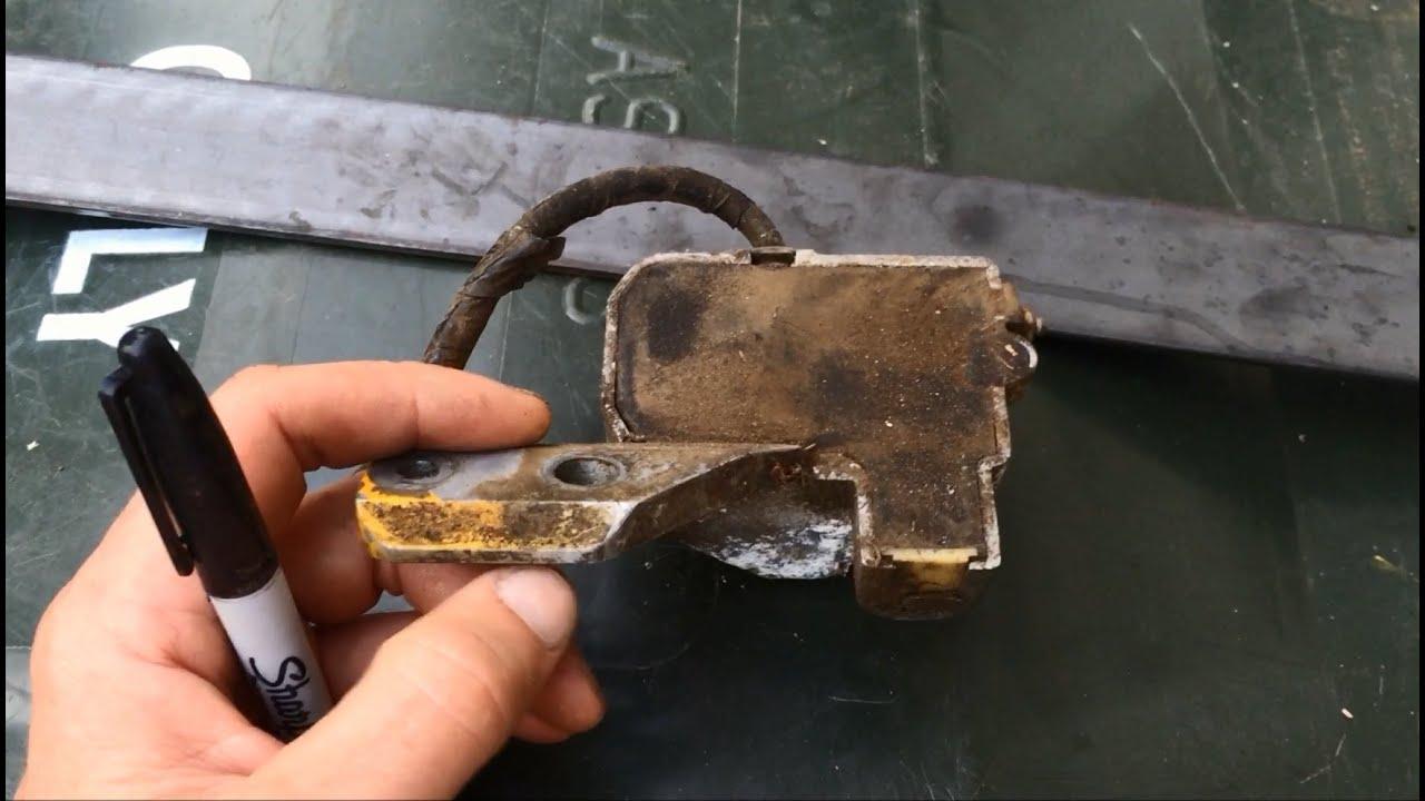 Gravely 430 Onan NB Crank Trigger Ignition Build - Part 1