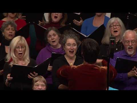 'Christmas is Love': A Beautiful, Unique Carol Sung by the Occidental Community Choir