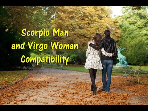 Virgo woman scorpio man