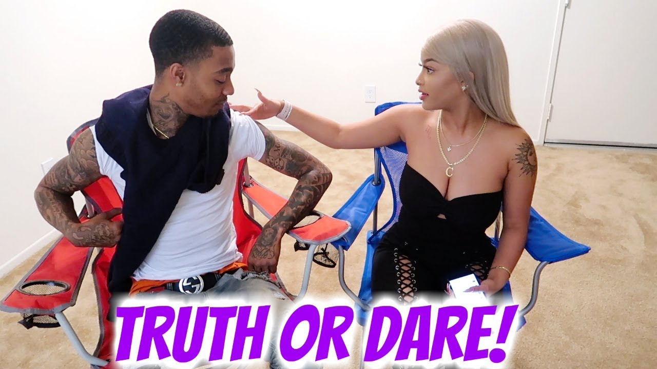 Extreme dirty truth or dare