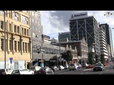 Primera semana en Auckland