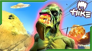 grand theft alien episode 1 the crash gta 5 cinematic