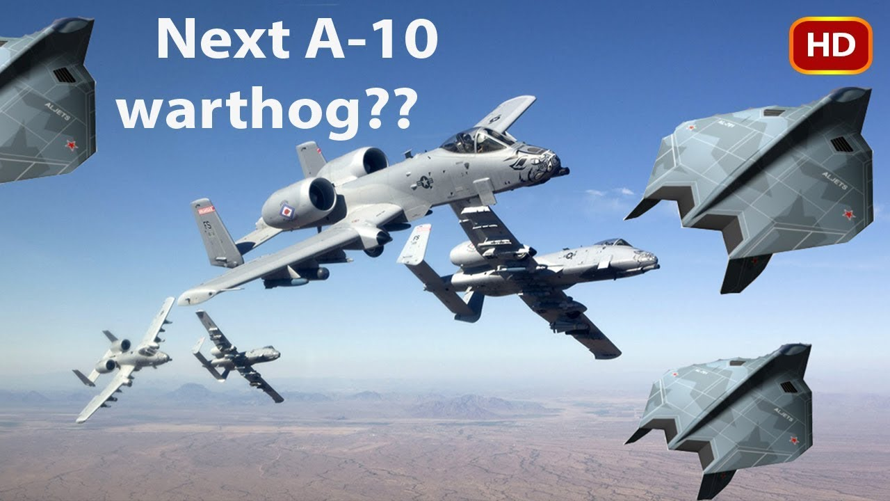Air Force Has A Real Plan To Build A Replacement For The A 10