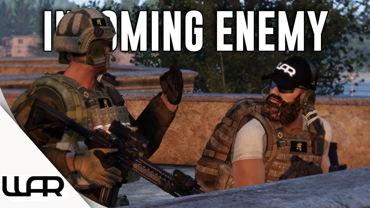 Arma 3 Milsim (2019) - Incoming Enemy - PSO Multiplayer Gameplay - Ep 8