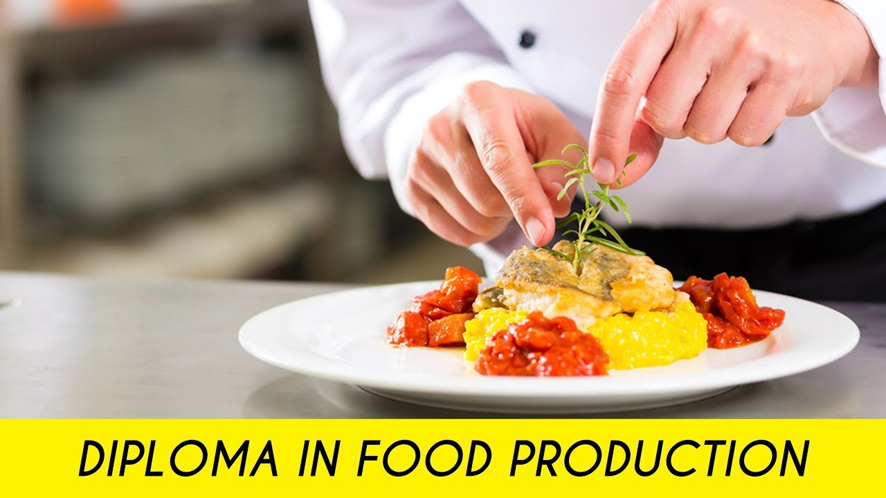 Diploma in Food Production & Technology, Sai Institute of