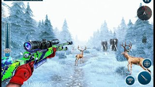 Wild Deer Hunting Adventure Part-2 | Animal Shooting Android GamePlay | By Game Crazy screenshot 2