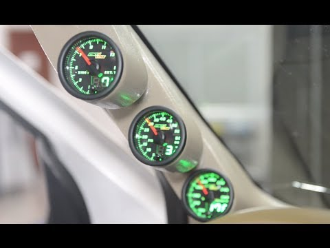 Gauges Install For Diesel Powered Trucks - Presented By Andy's Auto Sport
