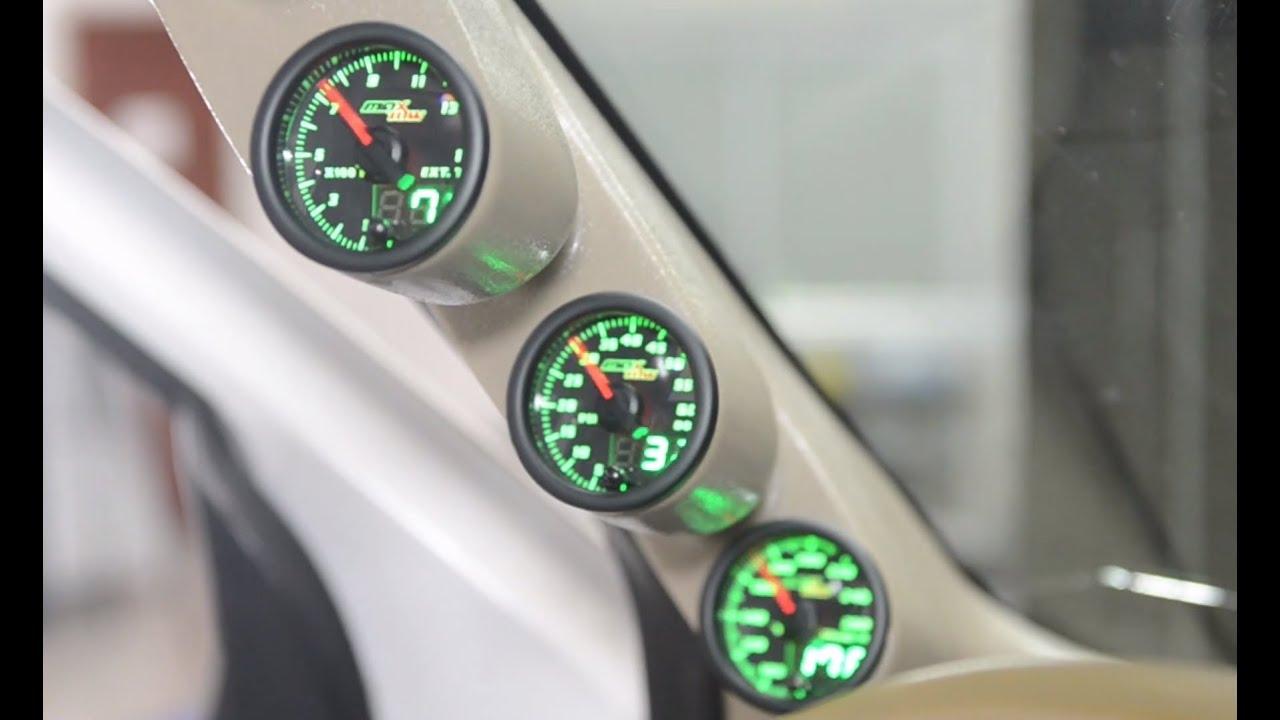 6 0 Powerstroke Wiring Diagram Gauges Install For Diesel Powered Trucks Presented By