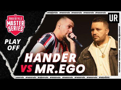 HANDER vs MR.EGO | #FMSESPAÑA - Play Off | Urban Roosters