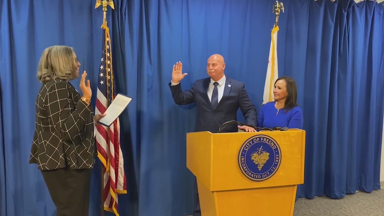 New Mayor of Fresno lays out first-year priorities