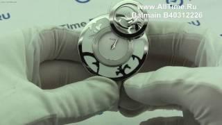 Обзор. Женские наручные часы Balmain B40312226