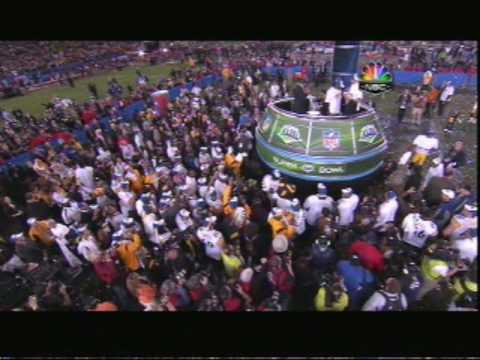 Super Bowl Interview of the Pittsburgh Steelers Pt. 1