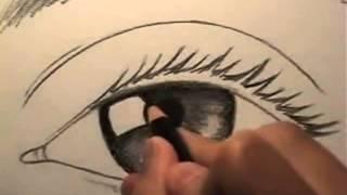 Si të vizatosh një sy real