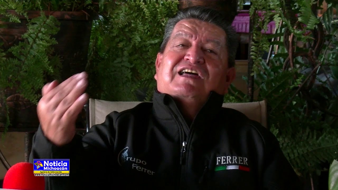 José Alfredo Pérez Ferrer se solidariza con padres de familia la liga de futbol municipal