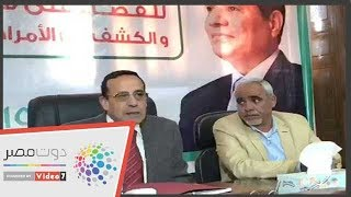 محافظ شمال سيناء الإرهاب فى طريقه للزوال والإندثار