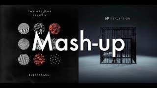 Stressed Out Lie - Twenty One Pilots and NF | mashup Video