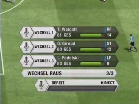 Fifa 13   Xbox 360 Kinect ~ Test & Tipps [Deutsch]
