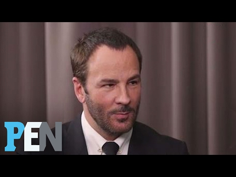 The Men's Fashion Trend That Drives Tom Ford Crazy  PEN  Entertainment Weekly
