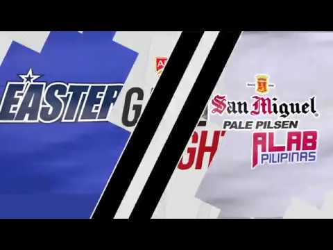 Hong Kong Eastern v San Miguel Alab Pilipinas | Highlights | 2018-2019 ASEAN Basketball League