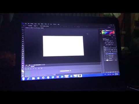 របៀបធ្វើអោយអក្សរប្ដូរពណ៌នៅលើPhotoshop ហើយបញ្ចូលក្នុងPower Piont# How to make Animotion in Photoshop