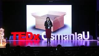 Your box is only as small or as big as you make it! | Padmini Nidumolu | TEDxOsmaniaU