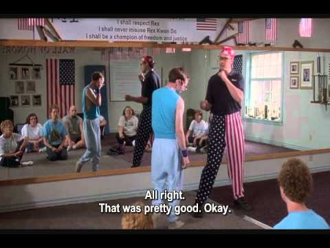Napoleon Dynamite  Rex Kwon Do HQ