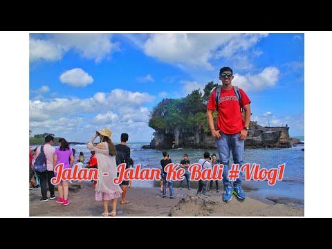 TRIP - Road To Bali | JALAN-JALAN KE BALI #VLOG 1